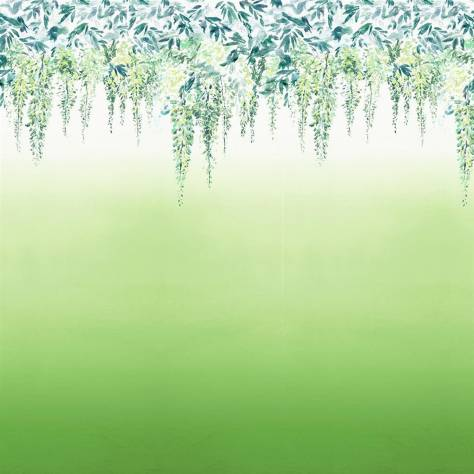 Designers Guild Scenes and Murals Wallpanels Summer Palace Wallpaper - Grass - PDG657/01