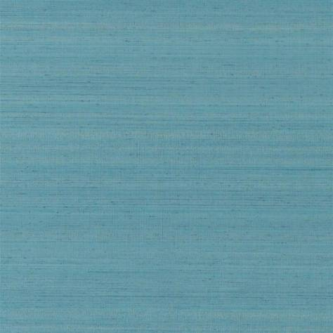 Designers Guild Chinon Textured Wallpapers Chinon Wallpaper - Wedgwood - PDG1119/16