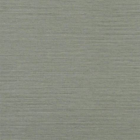 Designers Guild Chinon Textured Wallpapers Brera Grasscloth Wallpaper - Charcoal - PDG1120/03