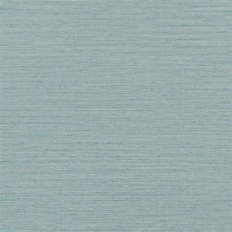 Designers Guild Chinon Textured Wallpapers Brera Grasscloth Wallpaper - Duck Egg - PDG1120/17