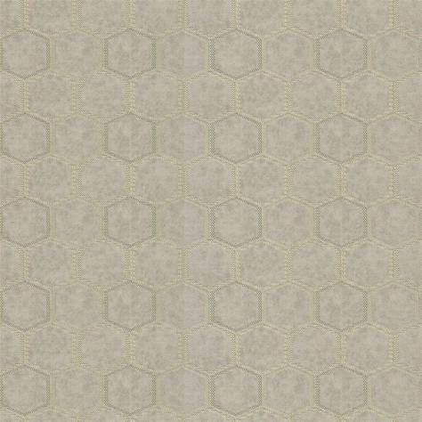 Designers Guild Chinon Textured Wallpapers Manipur Wallpaper - Dove - PDG1121/01