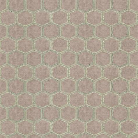 Designers Guild Chinon Textured Wallpapers Manipur Wallpaper - Amethyst - PDG1121/02