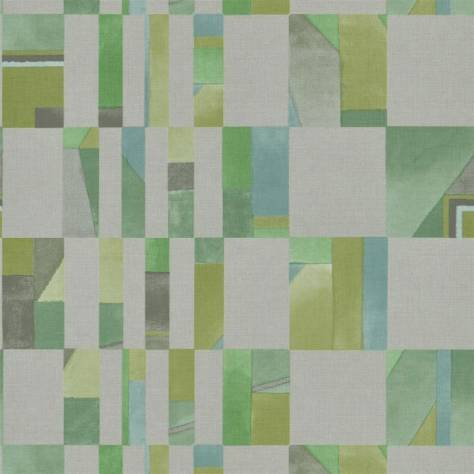 Designers Guild Chinon Textured Wallpapers Parterre Wallpaper - Emerald - PDG1122/02