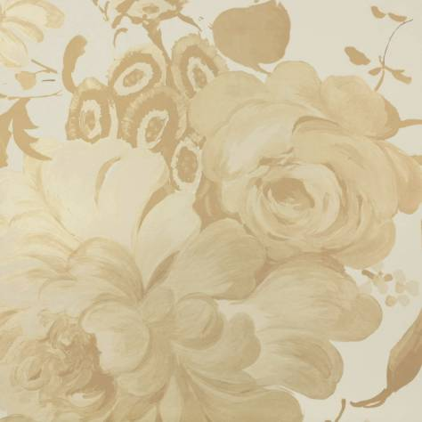 Designers Guild Amrapali Wallpapers Mehsama Wallpaper - Oyster - P574/02