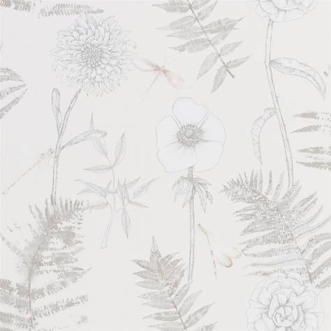 Designers Guild The Edit - Flowers Wallpaper Volume 1 Acanthus Wallpaper - Ivory - PDG1022/05