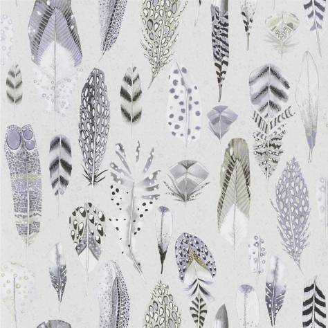 Designers Guild Tulipa Stellata Wallpapers Quill Wallpaper - Dove - PDG1030/04