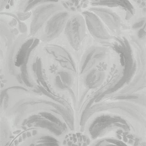 Designers Guild Tulipa Stellata Wallpapers Angelique Damask Wallpaper - Stone - PDG1036/07