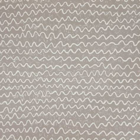 Designers Guild Around the World Fabrics & Wallpapers Crayon Wallpaper - Dove - P565/03