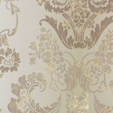 Designers Guild Alexandria Wallcoverings  Kashgar Wallpaper - Linen - P619/02