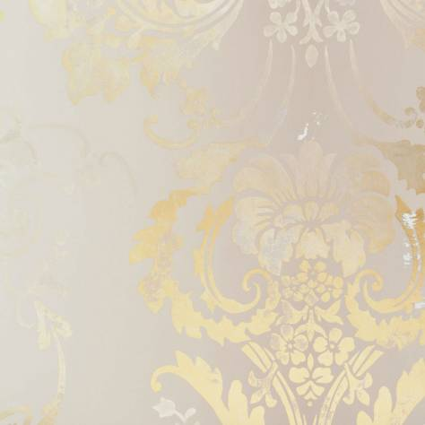 Designers Guild Alexandria Wallcoverings  Kashgar Wallpaper - Gold - P619/03