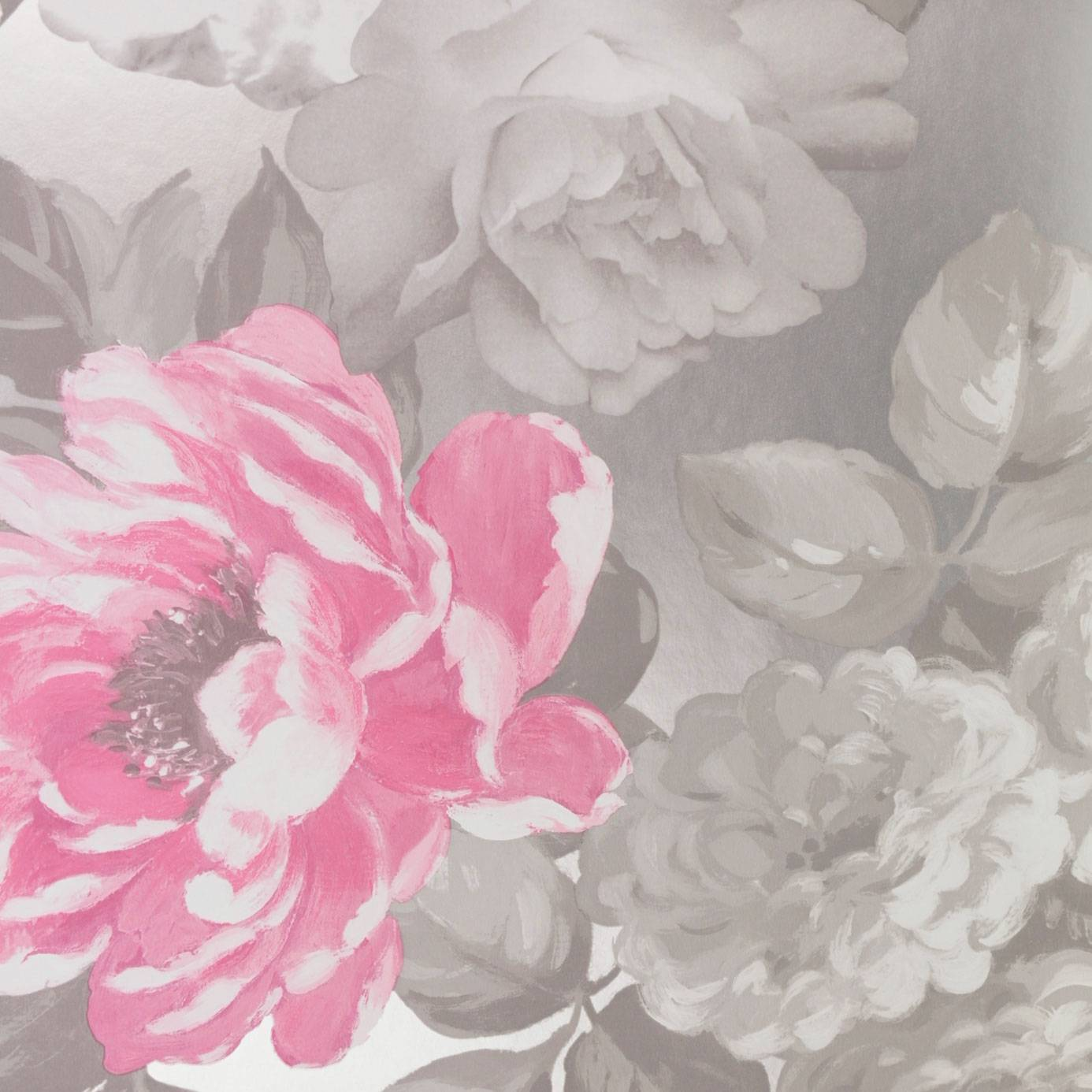 Roseus Wallpaper Peony P620 03 Designers Guild