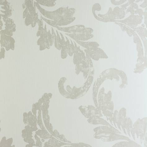 Designers Guild Savine Wallcoverings Aksu Wallpaper - Linen - P614/01