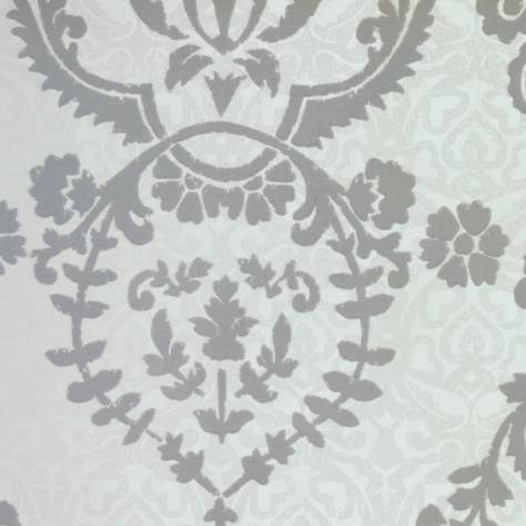 Designers Guild Contarini Wallcoverings Portia Wallpaper - Dove - P607/04