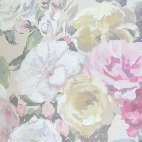 Designers Guild Contarini Wallcoverings Octavia Wallpaper - Linen - P608/01