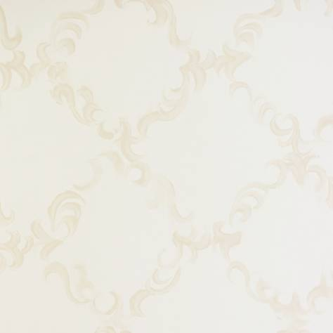 Designers Guild Kasuri Wallcoverings Kasuri Wallpaper - Chalk - P581/01