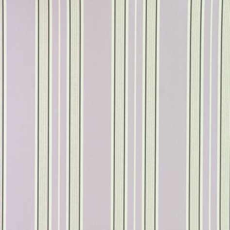 Designers Guild Brera Wallcoverings Pinstripe Wallpaper - Lilac - P586/09