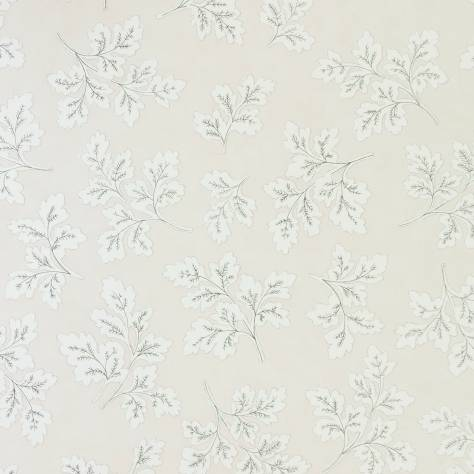 Designers Guild Brera Wallcoverings Meadow Leaf Wallpaper - Alabaster - P590/01