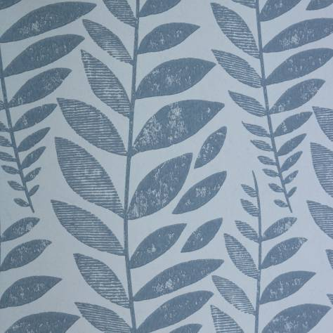 Designers Guild Surabaya Wallcoverings Odhni Wallpaper - Lapis - P627/01