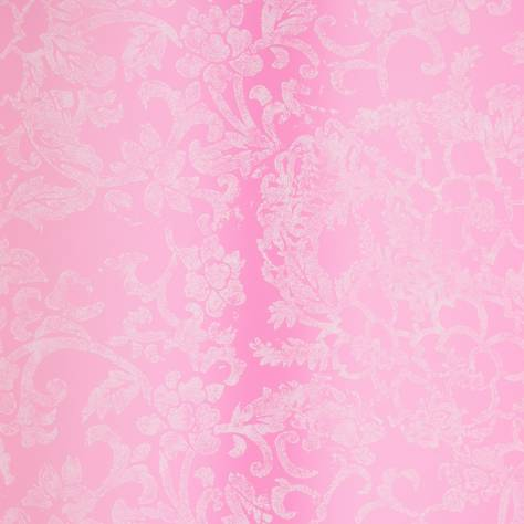 Designers Guild Surabaya Wallcoverings Yuzen Wallpaper - Fuchsia - P628/09