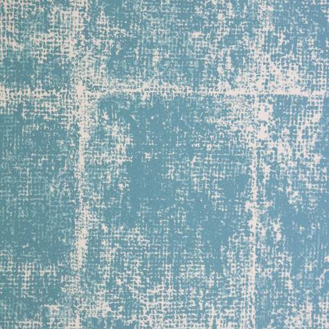 Designers Guild Surabaya Wallcoverings Saru Wallpaper - Aqua - P629/02