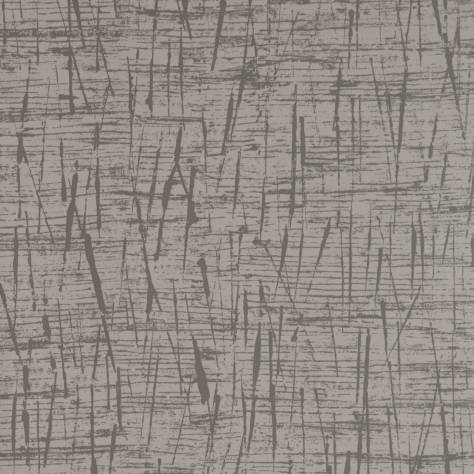 Designers Guild Surabaya Wallcoverings Kuta Wallpaper - Graphite - P630/07