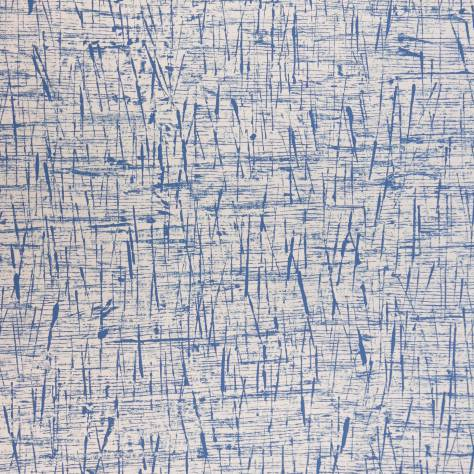 Designers Guild Surabaya Wallcoverings Kuta Wallpaper - Cobalt - P630/12