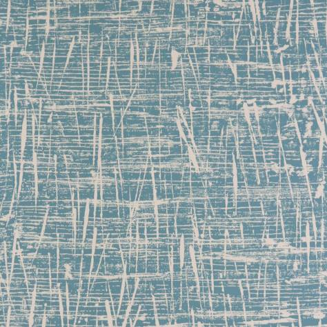 Designers Guild Surabaya Wallcoverings Kuta Wallpaper - Azure - P630/13