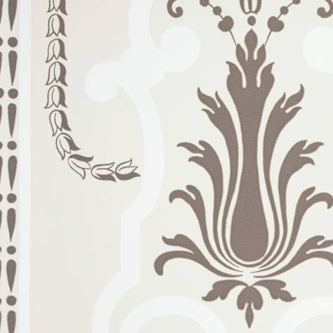 Designers Guild Linnaeus Wallcoverings Bergius Wallpaper - Pebble - P554/03