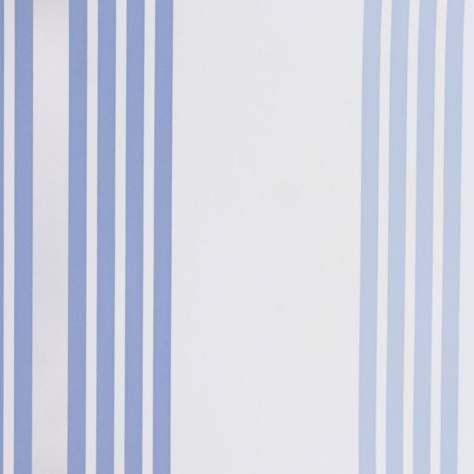 Designers Guild Oxbridge Wallcoverings Pembroke Wallpaper - Sky - P562/08