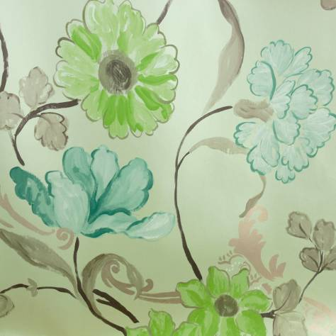 Designers Guild Whitewell Wallpapers Whitewell Wallpaper - Celadon - P505/04