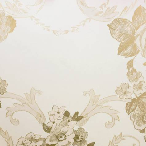 Designers Guild Whitewell Wallpapers Wharton Wallpaper - Champagne - P506/05