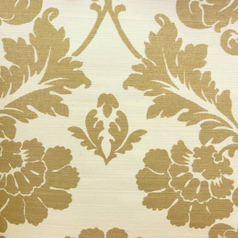 Designers Guild Whitewell Wallpapers Clandon Wallpaper - Ivory - P510/04