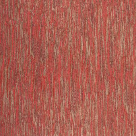Designers Guild Palasini Wallcoverings Dhari Wallpaper - Scarlet - PDG644/13