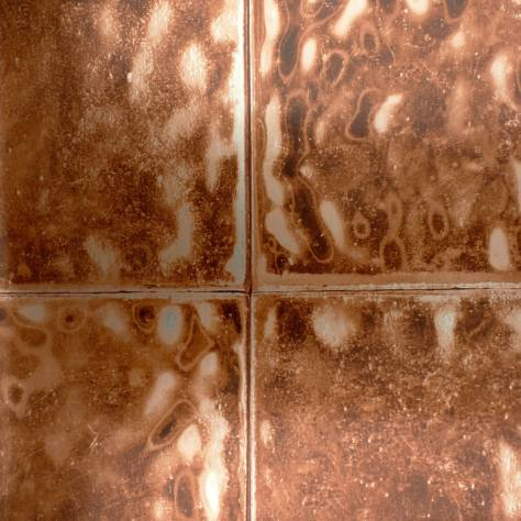 Designers Guild Palasini Wallcoverings Aquarelle Wallpaper - Copper - PDG646/07