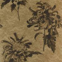 Evelyn Wallpaper - Antique Gold/Olivine