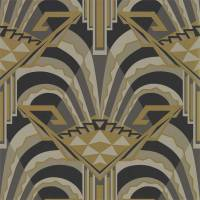 Conway Wallpaper - Antique Bronze