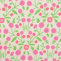 Candytuft Wallpaper - Brights/Multi