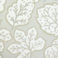 Jewel Leaves Wallpaper - Neutral/Gilver