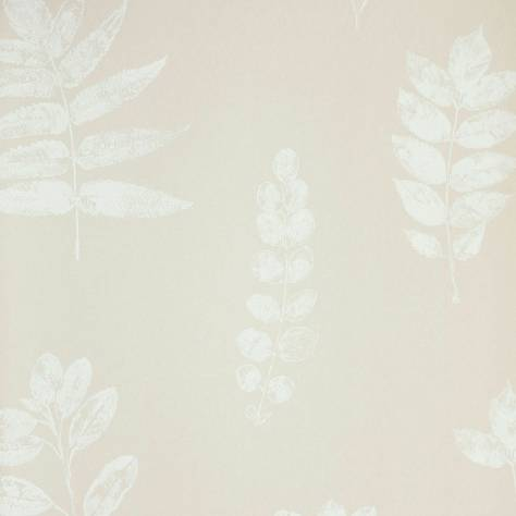 Sanderson Home Madison Fabrics & Wallpapers Laurel Wallpaper - Neutral/Ivory - 212852