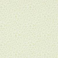 Batik Leaf Wallpaper - Olive