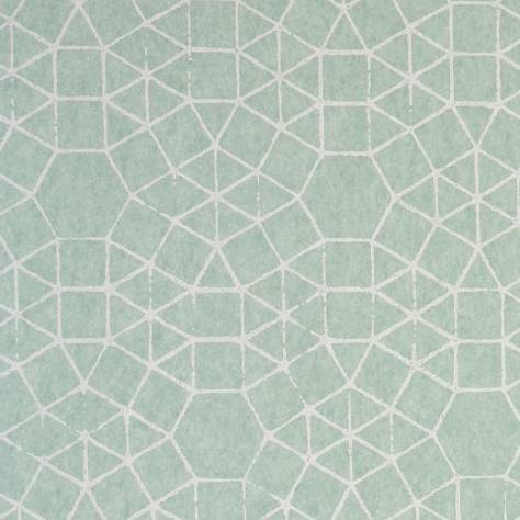 Camengo Paloma Wallpapers Eidos Wallpaper - Aqua Green - 72240412
