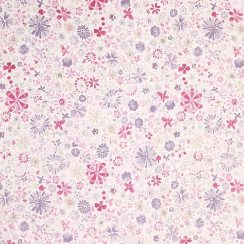 Camengo Abracadabra Wallpapers Jardin Enchante Wallpaper - Violet - 9860380
