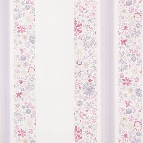 Camengo Abracadabra Wallpapers Fantastique Wallpaper - Violet - 9870395