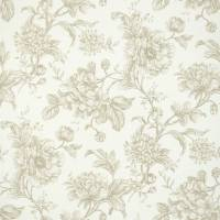 Aquitaine Wallpaper - Ivory