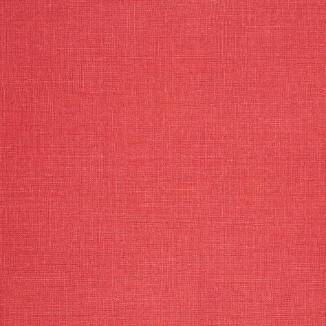 Casadeco Bahia Wallpapers Uni Wallpaper - Red - 26538116