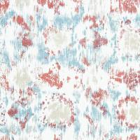 Multico Wallpaper - Blue/Red