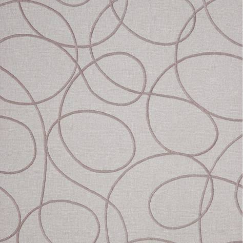 Casadeco Bahia Wallpapers Lacet Wallpaper - Taupe - 26551202