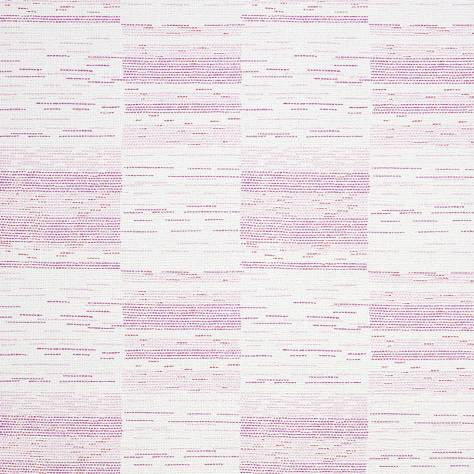 Casadeco Bahia Wallpapers Tissage Wallpaper - Rose - 26564107