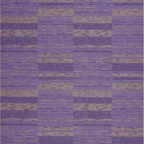 Casadeco Bahia Wallpapers Tissage Wallpaper - Violet - 26565135