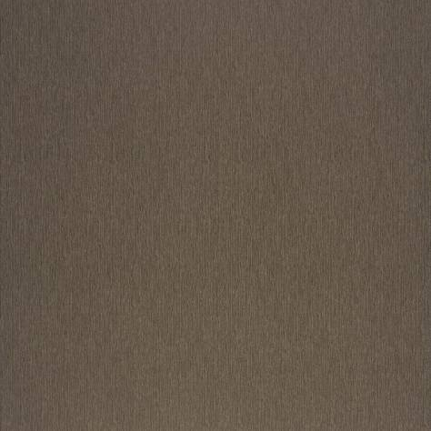 Casadeco Midnight 3 Wallpapers Uni Moire Wallpaper - Marron - 26441526